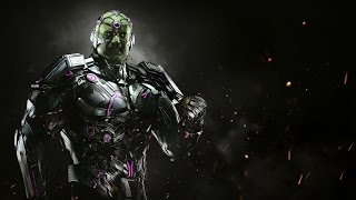 Gameplay - Brainiac