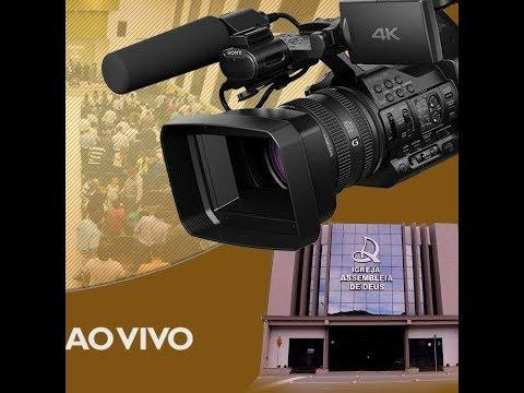 Pr. Claudio Caetano - Culto de Missões - 09/09/201