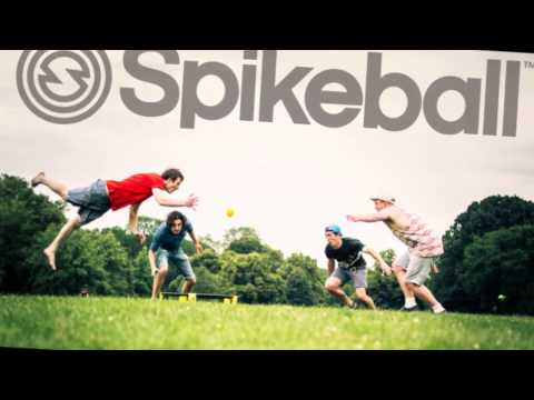 Spikeball Introduced at Nike Running Camps