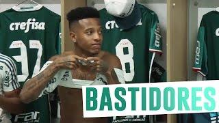 Os bastidores da vitória do Palmeiras sobre o São Paulo pelo Campeonato Paulista 2017. ------------------- Assine o Premiere e...