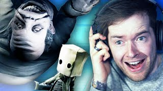 Scariest Doctor You'll Ever Meet.. (Little Nightmares II Full Game)