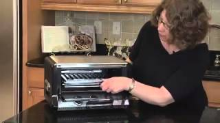 Classic Toaster Oven Broiler Demo Video Icon