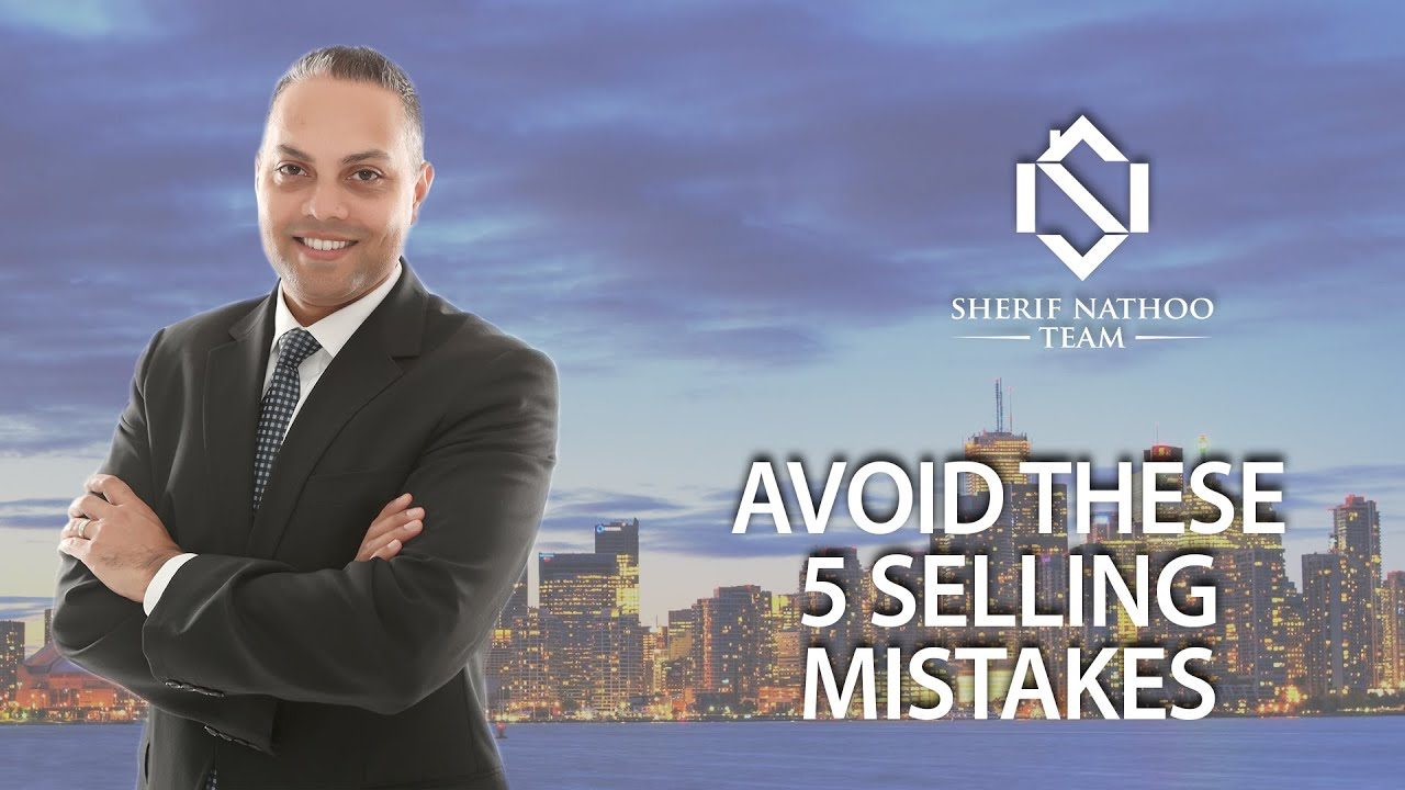 5 Common Mistakes That Could Sink Your Chance of Selling Success