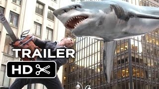 Sharknado 2: The Second One Official Trailer #1 (2014) - Syfy Channel Sequel HD - YouTube