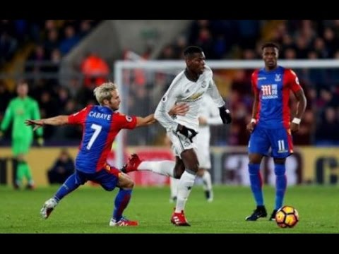 Paul Pogba Vs Crystal Palace 14 12 2016 Away 16 17 Hd
