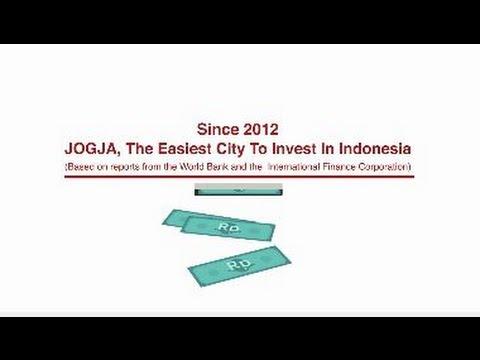 2013 BKPM DIY - Yogyakarta Investment Profile