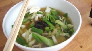Recipe - Thai Noodle Soup