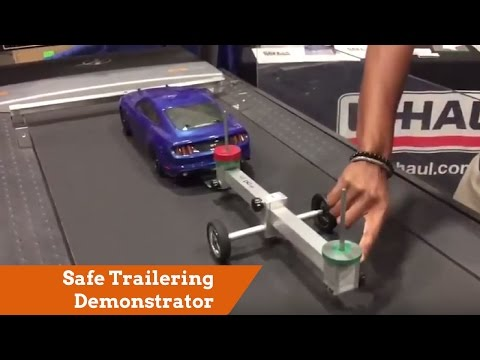 How to Load Your Trailer for a Safer Drive