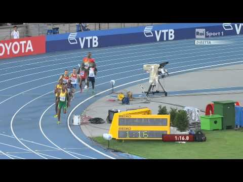 4x400 Metres Relay Final Men IAAF World Championships Daegu 2011