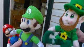 The Leprechaun! - Cute Mario Bros.
