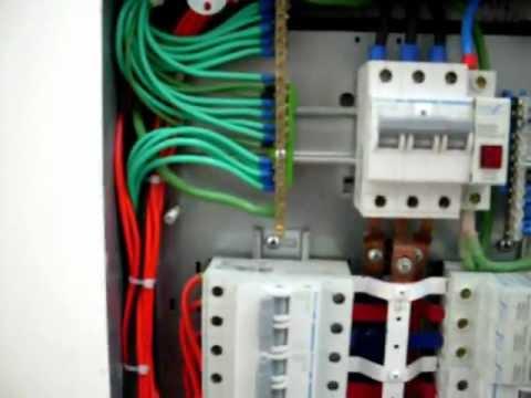 Quadro de distribuição residencial 1 (RD instalações eletricas)