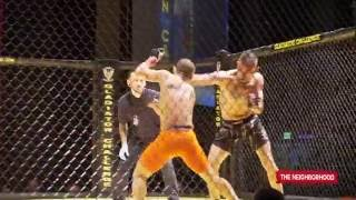 Big Time Sycuan MMA FIGHT!!!