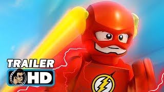 Nonton Lego Dc Super Heroes  The Flash  2018  Official Trailer   Dc Animated Movie Hd Film Subtitle Indonesia Streaming Movie Download