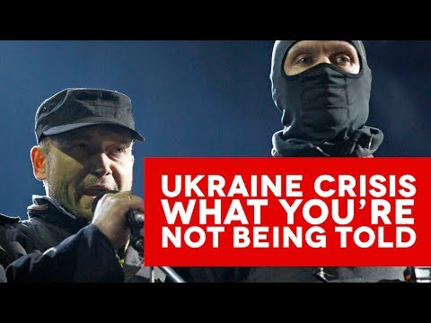 crisis - The European and American public are being systematically lied to about the Ukraine crisis. Sources & full transcript: http://scgnews.com/the-ukraine-crisis-...