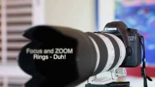 10. Canon EF 70-200 Mark ii f/2.8 Review