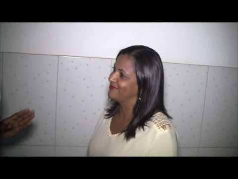 Vereadora reeleita Professora Cátia em Lajedão