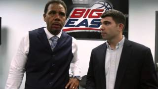 Harvard Postgame with Ed Cooley