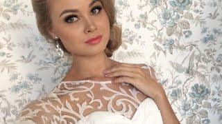свадебные платья цветы туфли аксессуары букеты прически макияж