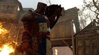 For Honor Official The Conqueror (Knight Gameplay) Trailer