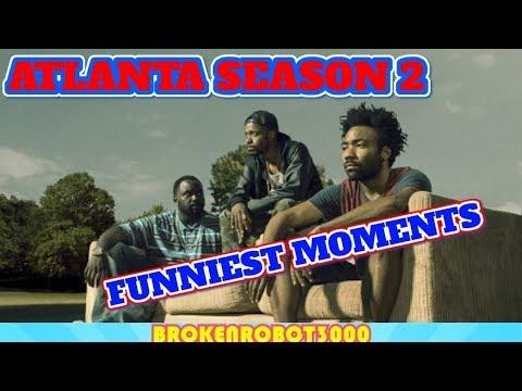 Atlanta Season 2 - FUNNIEST MOMENTS