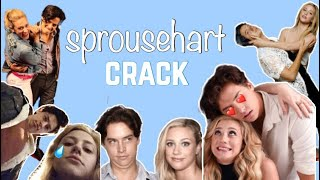 Download Lagu Lili Reinhart & Cole Sprouse (The Sprousehart Crack) Mp3