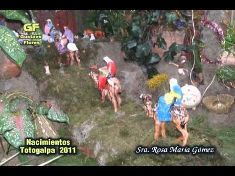 Nacimientos de Navidad. - Nacimientos de Navidad 2011 de la ciudad de Ocotal y Totogalpa de Nicaragua C.A..