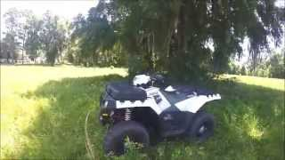 10. 2014 Polaris Sportsman 850