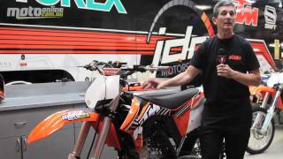 8. Project Moto: 2012 KTM 250 SX-F First Service