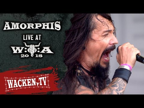 Amorphis - The Bee - Live At Wacken Open Air 2018