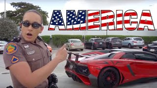 Video Cop Messes with the wrong Lambro | This is America! | Lambros MP3, 3GP, MP4, WEBM, AVI, FLV Juni 2019