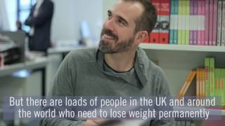 Dr Xand, presenter of How to Lose Weight Well, says who his book can help lose weight: https://goo.gl/fdez3x