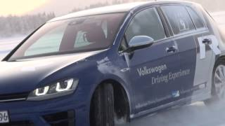 2015 Volkswagen Golf R Golf 7 VII Test Drive Review In Sweden