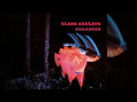 Black Sabbath - Paranoid (Full Album)