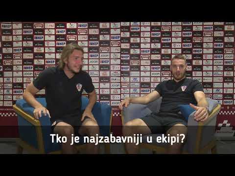 Hrvatska U-21 2U1: Nikola Vlašić i Ivan Šunjić