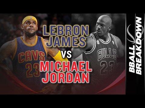 LeBron James vs Michael Jordan: WHO IS THE GREATEST?