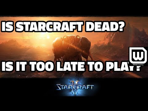 Is It Worth Playing Starcraft 2 In 2018?