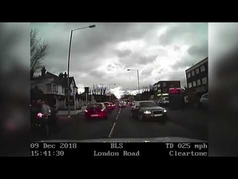 Police Chase After Jailed Drug Offender In High Speed Pursuit
