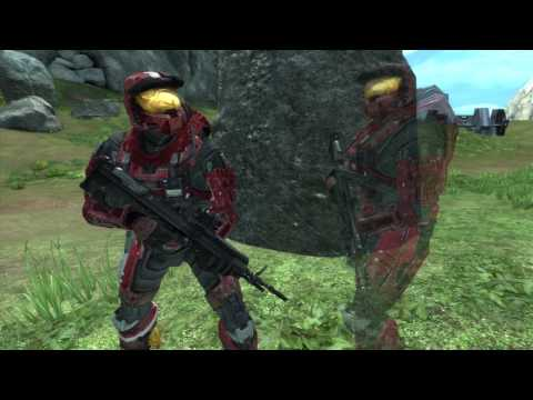 0 Blood Gulch Is Back On Halo Reach