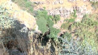 Aniam Israel  city photo : Ayit water fall near Aniam - Golan Heights Israel