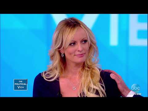 Stormy Daniels announces new book 'Full Disclosure'   The View
