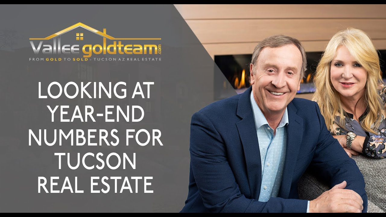 Looking at Year-End Numbers for Tucson Real Estate