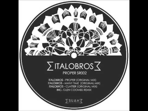 ItaloBros - Clatter (Original Mix )