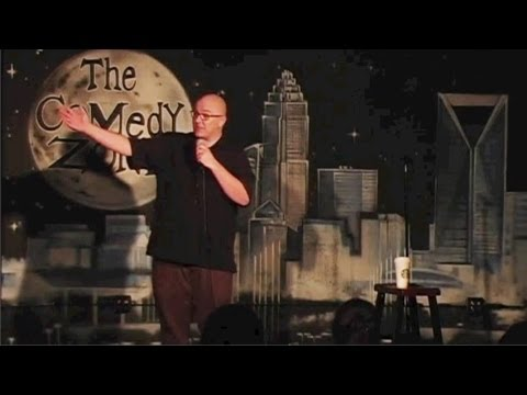 Dusty Trice - Stand-up Comedy 7/30/12