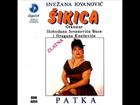 Snezana Jovanovic Sikica - Siroce sam - (Audio 1992)