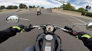 6. 2016 Indian Scout - Test Ride Review