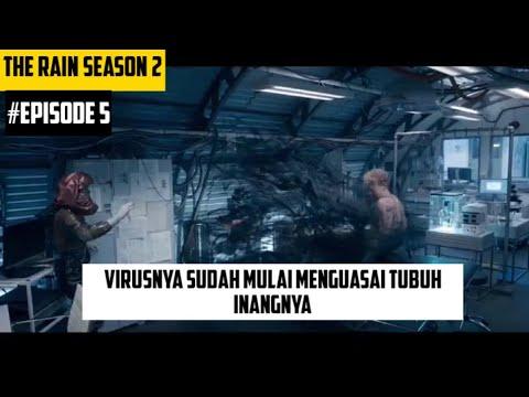 V1rus Mem4tik4n di dalam tubuh remaja || Alur film The Rain episode 5 Season 2