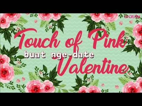 Fashon Tutorial: Touch of Pink for Your Valentine's Day Date