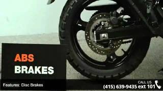 8. 2011 Suzuki V-Strom 650 DL650 Touring bike Comes with ABS...