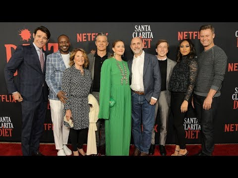 Drew Barrymore, Timothy Olyphant & More: Santa Clarita Diet Season 3 Interviews