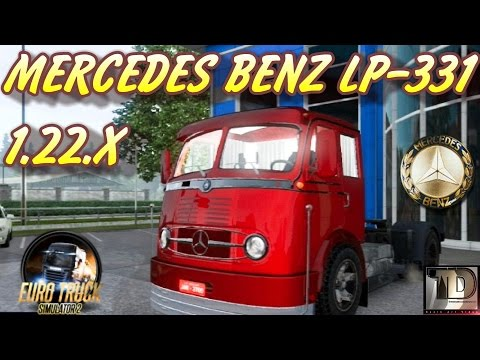 Mercedes Benz LP-331 1.22.x